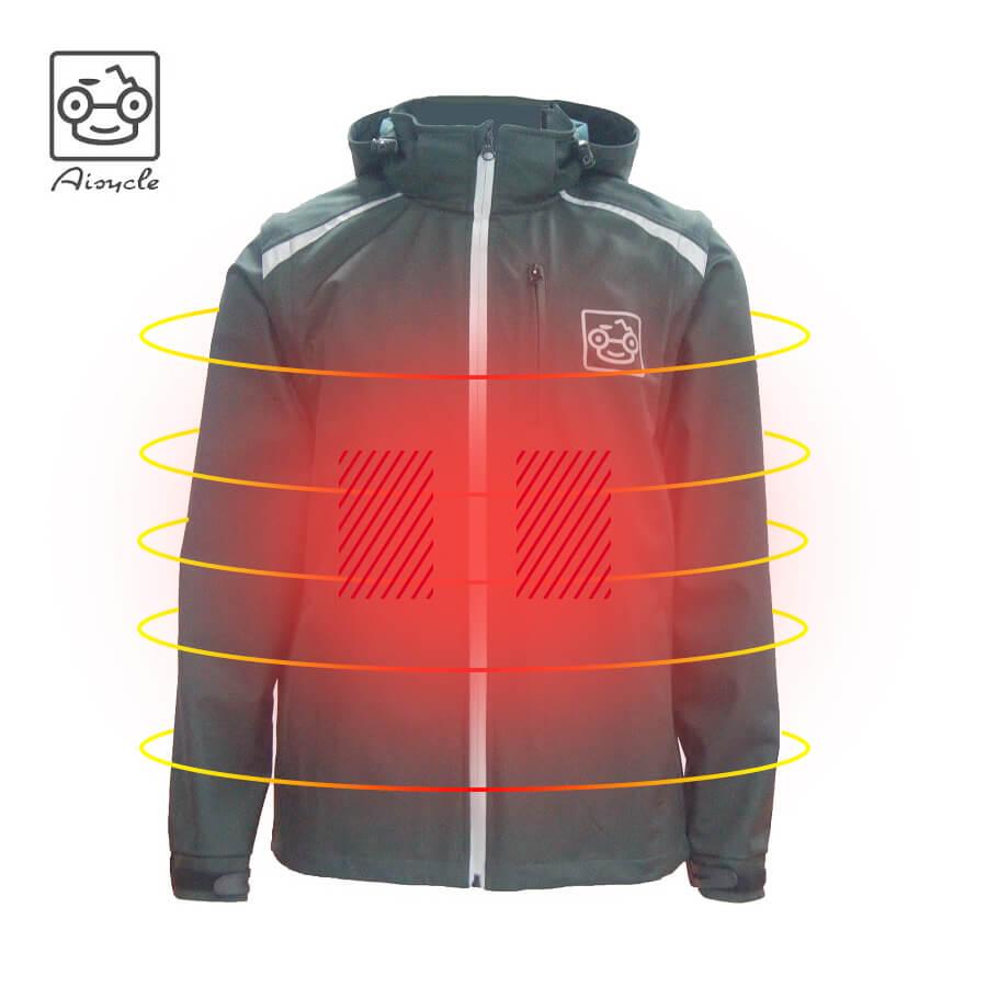 Aisycle Heated Jacket