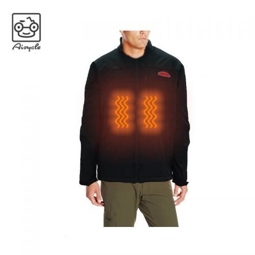Heated Jacket With Heater